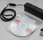 MiniDX-BT Bluetooth Portable Magstripe Reader